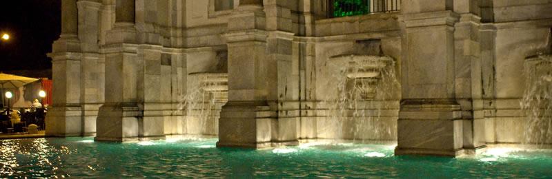 Il Fontanone (Fonte dell'acqua Paola)